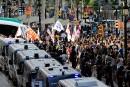 Barcelone: manifestation contestée contre «l'islamisation de l'Europe»