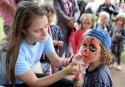 Les plus jeunes ont notamment pu se faire maquiller par... | 19 août 2017