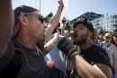 Des milliers de manifestants contre le racisme à Vancouver<strong></strong>