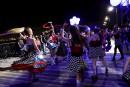 La danse sociale était à l'honneur samedi soir de part...   19 août 2017