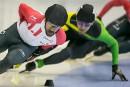 Courte piste: six patineurs qualifiés pourPyeongChang