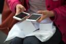 Téléphones intelligents: Apple et Samsung face à la concurrence chinoise
