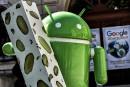 L'Android nouveau: images en coin et autoremplissage