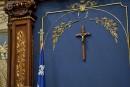 Le gouvernement libéral refuse de retirer le crucifix à l'Assemblée nationale