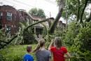 Orages violents et possible tornade: pannes et dégâts