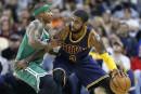 Les Cavaliers échangent Kyrie Irving aux Celtics