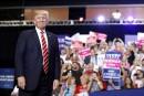 Trump attribue la controverse sur sa réponse à Charlottesville aux médias