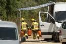Barcelone: la police trouve une véritable ceinture d'explosifs
