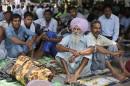 Tension dans le nord de l'Inde avant le jugement d'un gourou