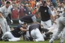 Mêlée générale, expulsions et grabuge entre Yankees et Tigers