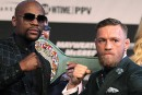 Mayweather-McGregor: combat ou spectacle?
