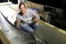 Un thon de 640 livres pêché en Gaspésie