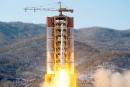 La Corée du Nord tire trois missiles balistiques<strong></strong>