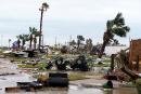 La tempête<i>Harvey</i>fait 2 morts et beaucoup de dégâts