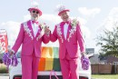 La communauté LGBTQ+ célèbre en grand à Sherbrooke