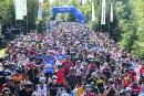 Plus de 2350 cyclistes ont enfourché leur vélo, dans le... | 27 août 2017