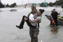 Houston submergée par les pluies de<i>Harvey</i><i></i>