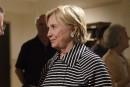 Après North Hatley: Hillary Clinton revient au Canada