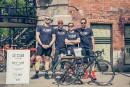 Café, vélo et médias sociaux