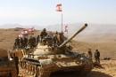 L'EI n'est plus présent à la frontière libano-syrienne