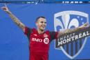 Sebastian Giovinco élu joueur de la semaine en MLS