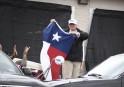 Trump se pose en rassembleur face à Harvey