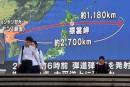 Tir de missile: Pyongyang confirme, l'ONU condamne