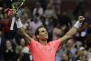 Nadal et Federer victorieux en première ronde àFlushing Meadows