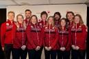 St-Gelais, Maltais, Hamelin et Dion rejoignent l'équipe de courte piste