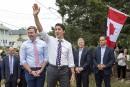 Phénix: Trudeau salue les fonctionnaires de Miramichi
