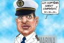 Caricatures de Jean Isabelle (août)