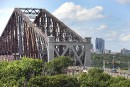 Pont de Québec:«taisez-vous», dit Labeaume