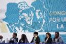 Les FARC se donnent un nouveau nom pour entrer en politique