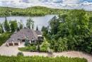 Saint-Sauveur: la vie de luxe au lac
