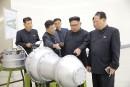 La Corée du Nord dit pouvoir monter une bombe H sur un missile