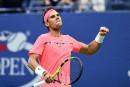 US Open:Nadal et Federer accèdent au quatrième tour