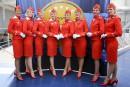 Aeroflot ne pourra plus limiter le tour de taille de ses hôtesses