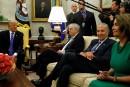 Trump s'arrange avec les démocrates pour éviter un défaut de paiement