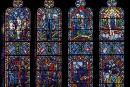 Des vitraux de généraux sudistes retirés de la cathédrale de Washington