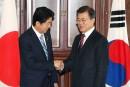 Le Japon et la Corée du Sud pressent Poutine de sanctionner Pyongyang