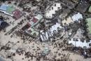 Ouragan Irma: au moins sept morts dans les Caraïbes
