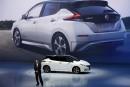 Le PDG de Nissan, Hiroto Saikawa, dévoile la nouvelle Leaf... | 7 septembre 2017