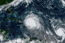 Les zones touchées par <em>Irma</em>