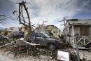 Irma fait des ravages