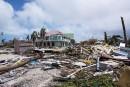 L'île franco-néerlandaise de Saint-Martin a été frappée de plein fouet... | 7 septembre 2017
