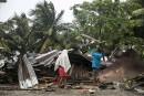 Irma avait commencé à faire des dommages en République dominicaine,... | 7 septembre 2017
