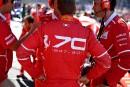 Ferrari a 70 ans. Le pilote de F1 Sebastian Vettel... | 8 septembre 2017