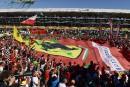 Les tifosi, les fans de la Scuderia Ferrari, sont parmi... | 8 septembre 2017