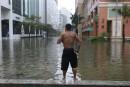 Trump déclare l'état de catastrophe naturelle pour la Floride