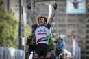 Diego Ulissi remporte le GP cycliste de Montréal